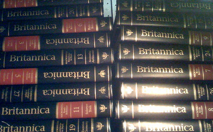 The End of the Encyclopedia Britannica As We Know It