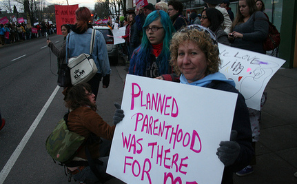 Why Is Mitt Romney Picking A Fight With Planned Parenthood