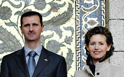 Email Cache Shows Assads' Luxurious Lifestyle While Syria Burns