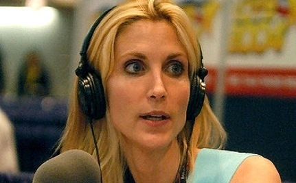 "Coulter: Fluke A ""Hysterical Drama Queen"""