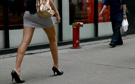 Women Banned From Wearing Miniskirts to Work to Stop Rape in Indonesia