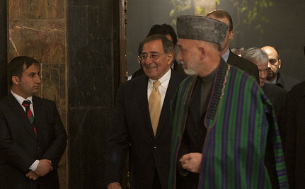 "Karzai: ""Poor"" Cooperation From US About Killings"