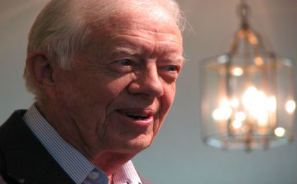 Jimmy Carter Supports Gay Civil Marriage