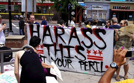 I've Got Your Back: A New Frontier Against Street Harassment