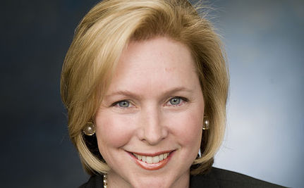 Gillibrand Says Hillary for 2016