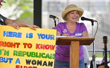 Alabamans Have Had Enough Of The War On Women