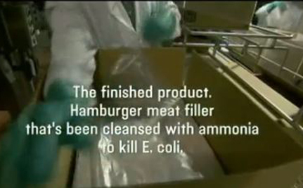 Care2 Success! Goodbye To Pink Slime In Your Local Market
