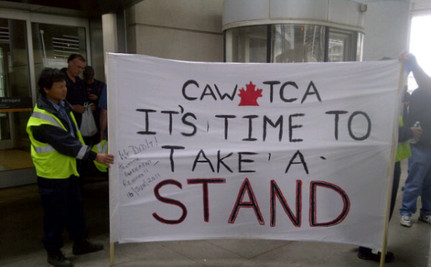 Air Canada Employees Stage Wildcat Strikes After Gov't Intervention