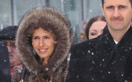 EU Imposes Travel Ban, Assets Freeze on Syrian First Lady