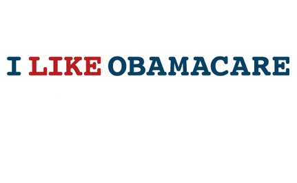 Team Obama Finally Embraces 'Obamacare'