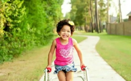 Texas School Bans Girl With CP From Using Walker (Video)