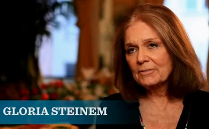 Obama Campaign Unveils Endorsement By Gloria Steinem [VIDEO]