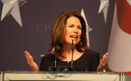 Bachmann: The Primary Should End. No, Wait, No It Shouldn't