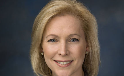 Gillibrand Gives A Hand To Women Candidates