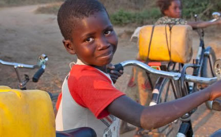 Empowering Development Through Bicycles