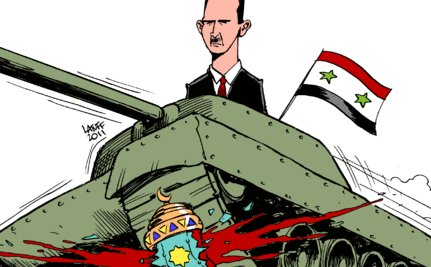 "Syrian Uprising ""Bloodiest"" of the Arab Spring"