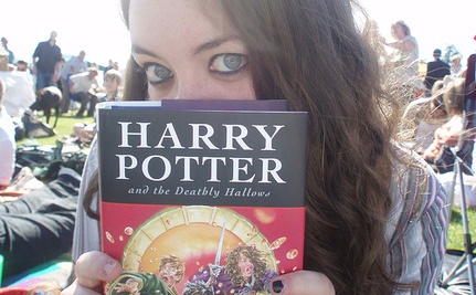 JK Rowling's New (Magic) Trick: Harry Potter E-Books