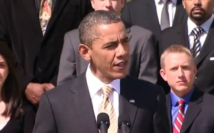 President Obama Calls On Congress to End Oil Subsidies [VIDEO]