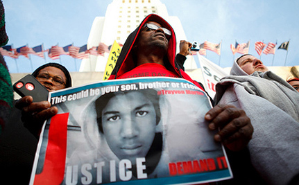 "Justice For Trayvon: Repeal ""Stand Your Ground"" Laws In All 25 States"
