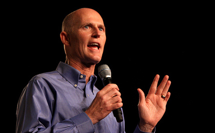 Florida Governor Scott Signs Controversial School Prayer Bill