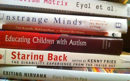 4 Books By Parents of Kids on the Autism Spectrum (Slideshow)