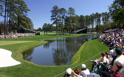 Augusta Golf Club Still Totally Sexist