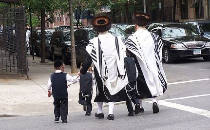 Ultra-Orthodox Brooklyn Jews Covering Up Child Abuse