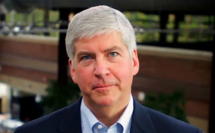 Michigan Wants To Recall Their Governor, Too
