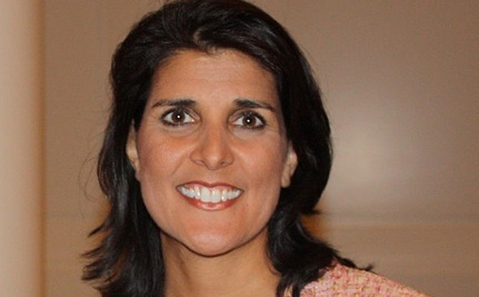 Nikki Haley Says No Way To Vice President