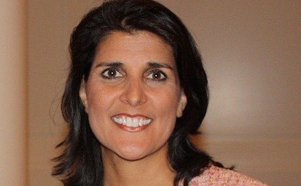 "Gov. Nikki Haley: ""Women Don't Care About Contraception"""