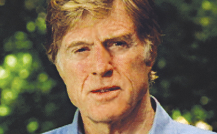 Robert Redford Leads Charge against the Disastrous Pebble Mine