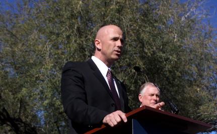 Outed Gay Sheriff Under Federal Investigation