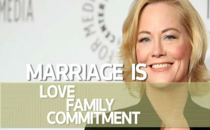 Cybill Shepherd: Gay Marriage Ban 'Doesn't Make Sense' (VIDEO)