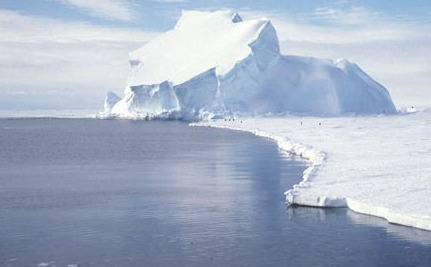 Antarctica's Ice Shelf Shrinking, Shrinking, Shrinking… (Slideshow)
