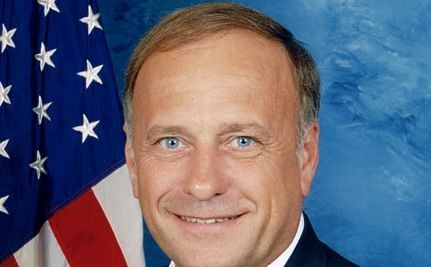 Rep King, Keep Your Straightness Out of Our Faces