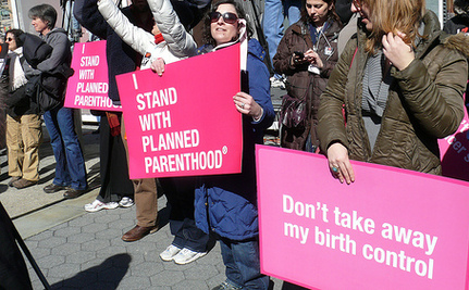 Kansans Stand Up for Contraception
