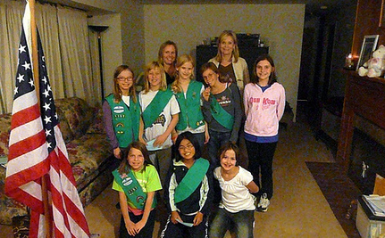 Dispatches From The War On Women: Girl Scouts Really A Feminist Army In Training