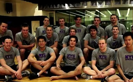 NYU Athletics: 'You Can Be Out and Successful' (VIDEO)