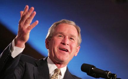 G.W. Bush: I Wish Those Tax Cuts Weren't Named After Me