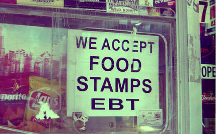 Oh SNAP: Food Stamps Keep Millions Out of Poverty