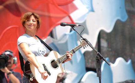 Sarah McLachlan Urges Canada Prime Minister To Stop Seal Hunt