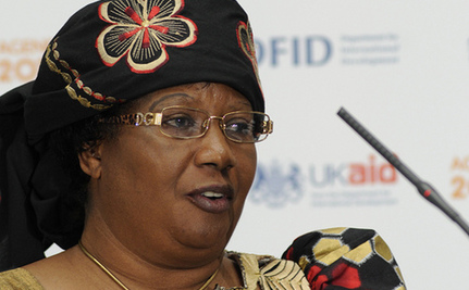 Africa's Second Female President Offers Malawi New Hope
