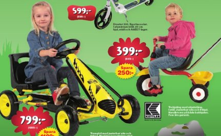 End Times Approach as Swedes Push 'Gender Neutral' Toys