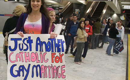 Pro-Gay Religious Voices Absent in Mainstream Media