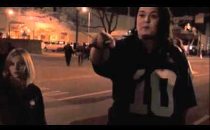 Rosie O'Donnell Takes No Crap From Street Preacher (Video)