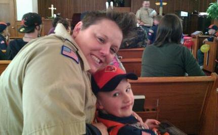 Cub Scout Den Mother Dismissed Because She's Lesbian