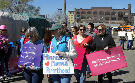 Abortion Bills Advance In Minnesota