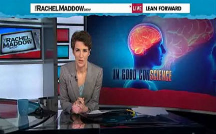 Rachel Maddow Takes on Ex-Gay Therapy (VIDEO)