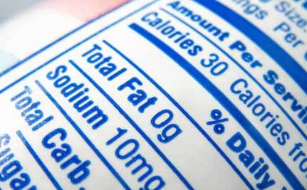 Food Labels Show Contempt for Consumers
