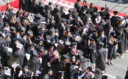 1 in 2 College Graduates Unemployed or Underemployed
